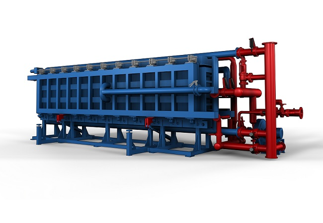 EPS全自动风冷型板材机